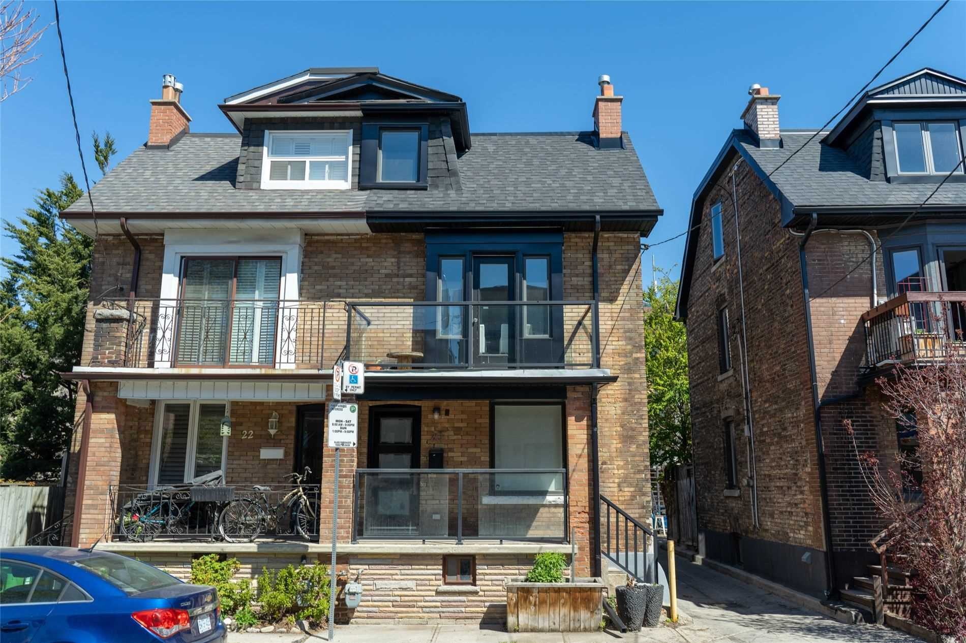 House For Sale 20 Gore St, M6J2C6, Palmerston-Little Italy, Toronto