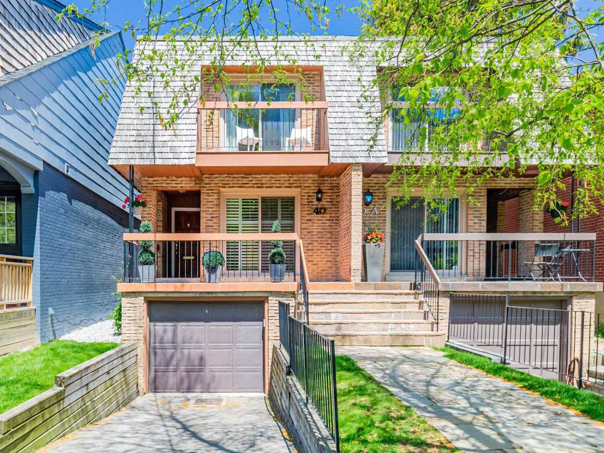 House For Sale 40 Sherwood Ave, M4P2A7, Mount Pleasant West, Toronto