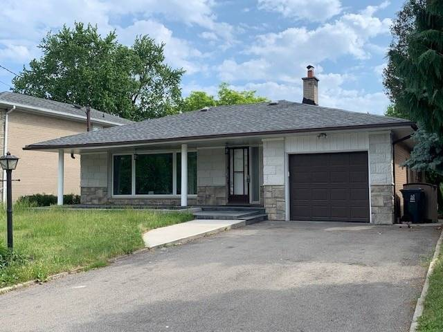 House For Rent Unit Main Fl, 226 Maxwell St, M3H5B7, Bathurst Manor, Toronto