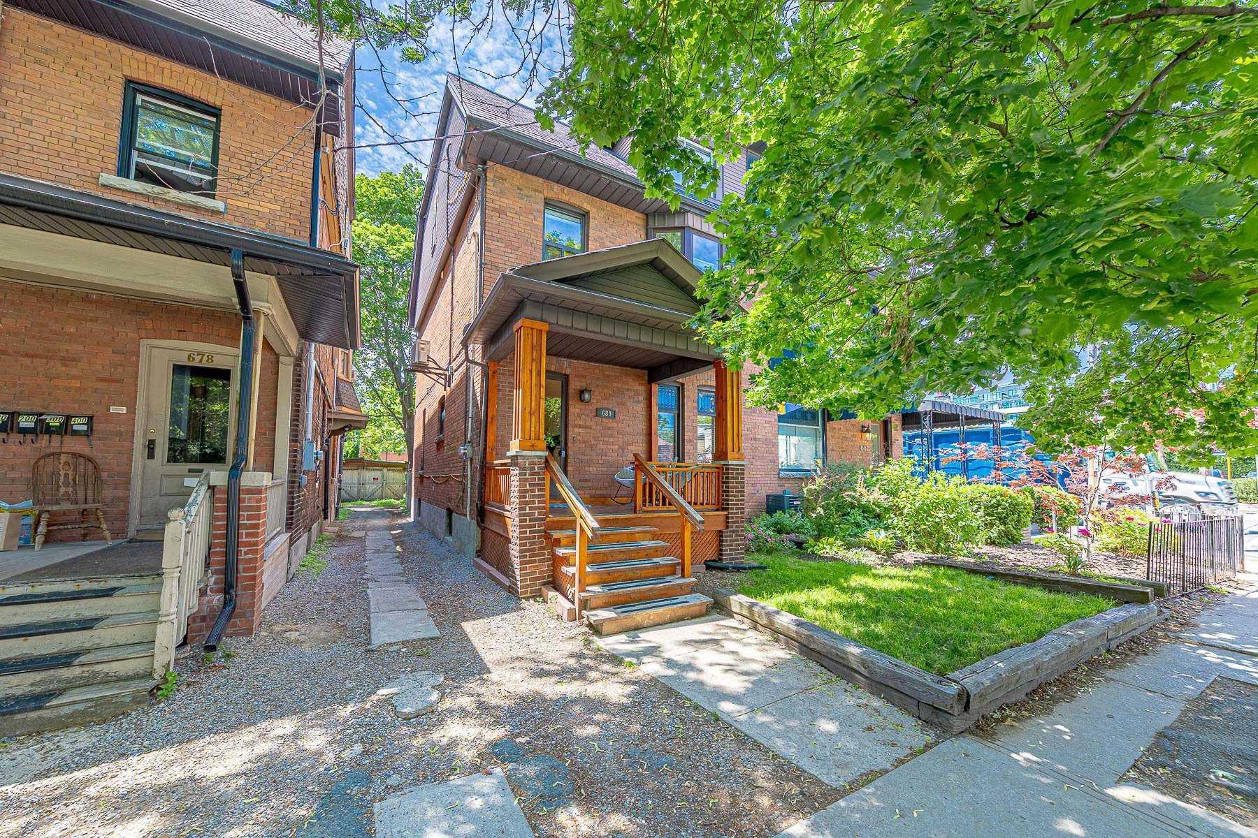 House For Sale 680 Huron St, M5R2R9, Annex, Toronto