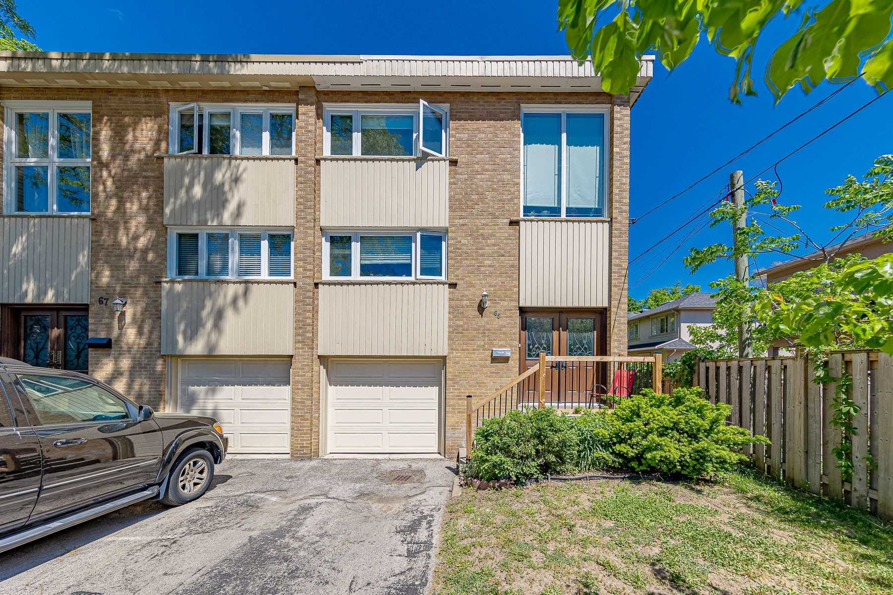 House For Rent 65 Elvina Gdns, M4P1Y1, Mount Pleasant East, Toronto