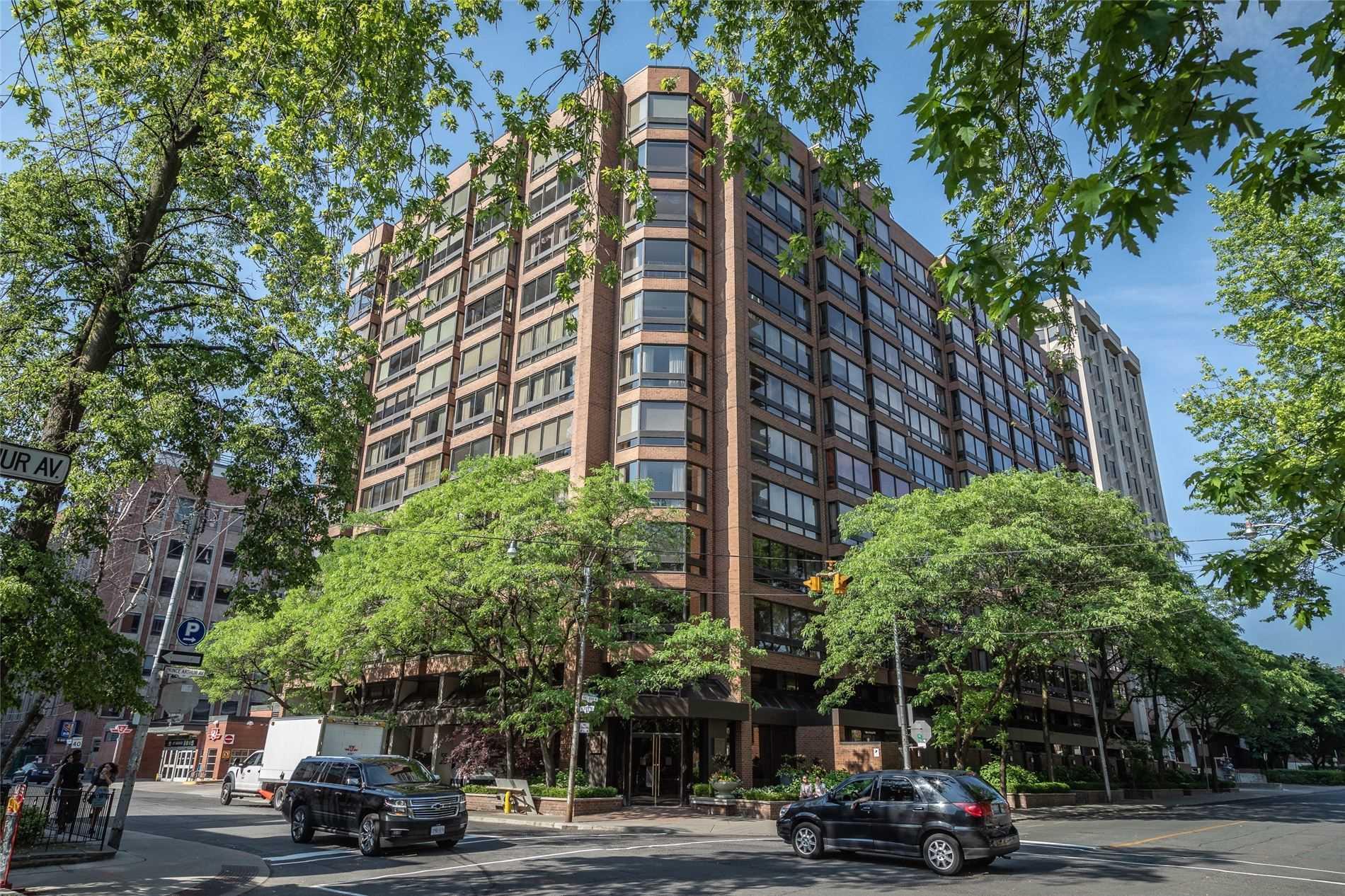 House For Sale Unit 604, 55 Prince Arthur Ave, M5R1B3, Annex, Toronto