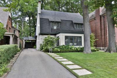 House For Rent 190 Glenrose Ave, M4T 1K8, Rosedale-Moore Park, Toronto