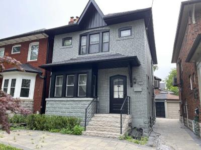 House For Rent Unit Upper, 219 Greer Rd, M5M3N5, Lawrence Park North, Toronto