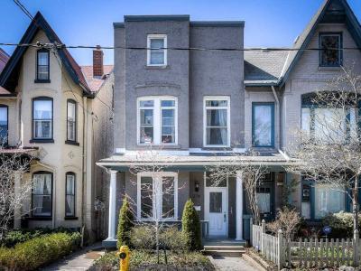 House For Sale 274 Major St, M5S2L6, University, Toronto