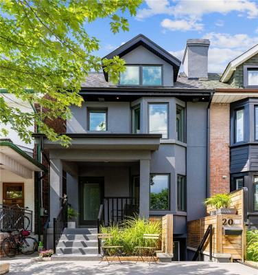 House For Rent Unit Upper, 20 St Annes Rd, M6J2C1, Little Portugal, Toronto
