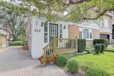 House For Sale 223 Willowdale Ave, M2N4Z4, Willowdale East, Toronto