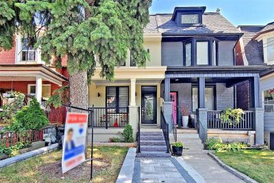 House For Sale 737 Shaw St, M6G3L8, Palmerston-Little Italy, Toronto