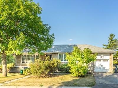 House For Rent 65 Barksdale Ave, M3H4S8, Bathurst Manor, Toronto