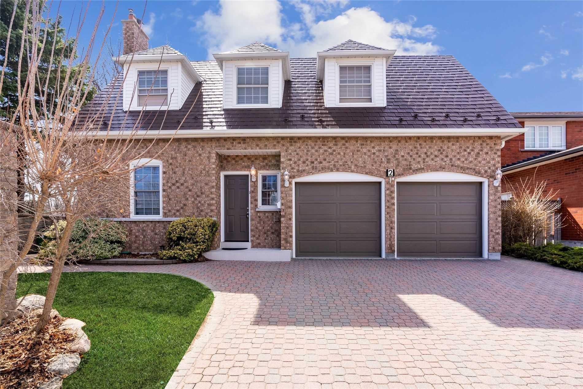 House For Sale 2 Choiceland Blvd, M1C4X7, Highland Creek, Toronto