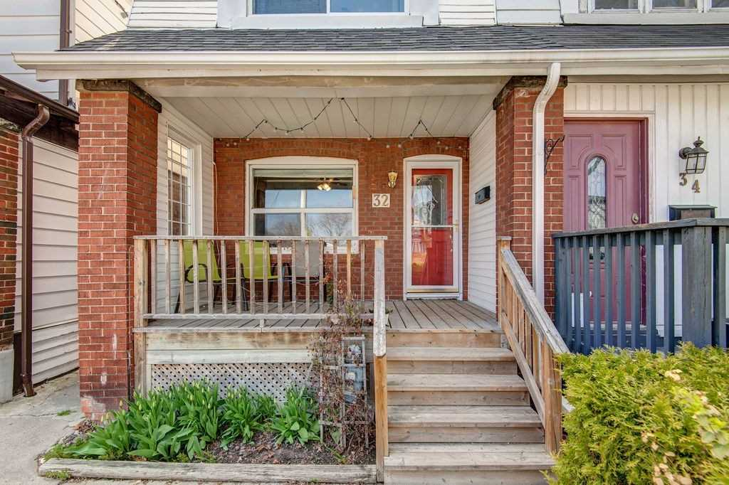 House For Sale 32 Billings Ave, M4L2S2, Greenwood-Coxwell, Toronto
