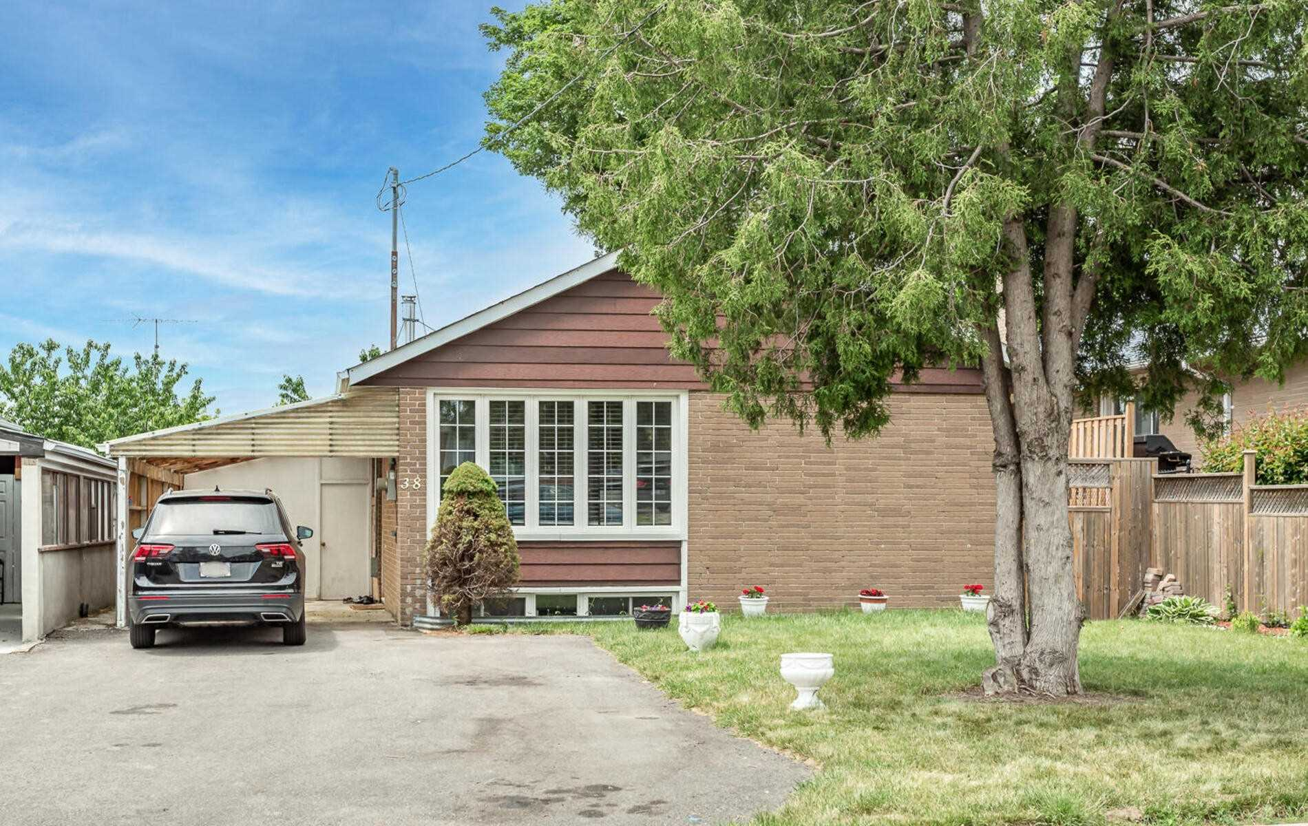 House For Sale 38 Budea Cres, M1R4V4, Wexford-Maryvale, Toronto