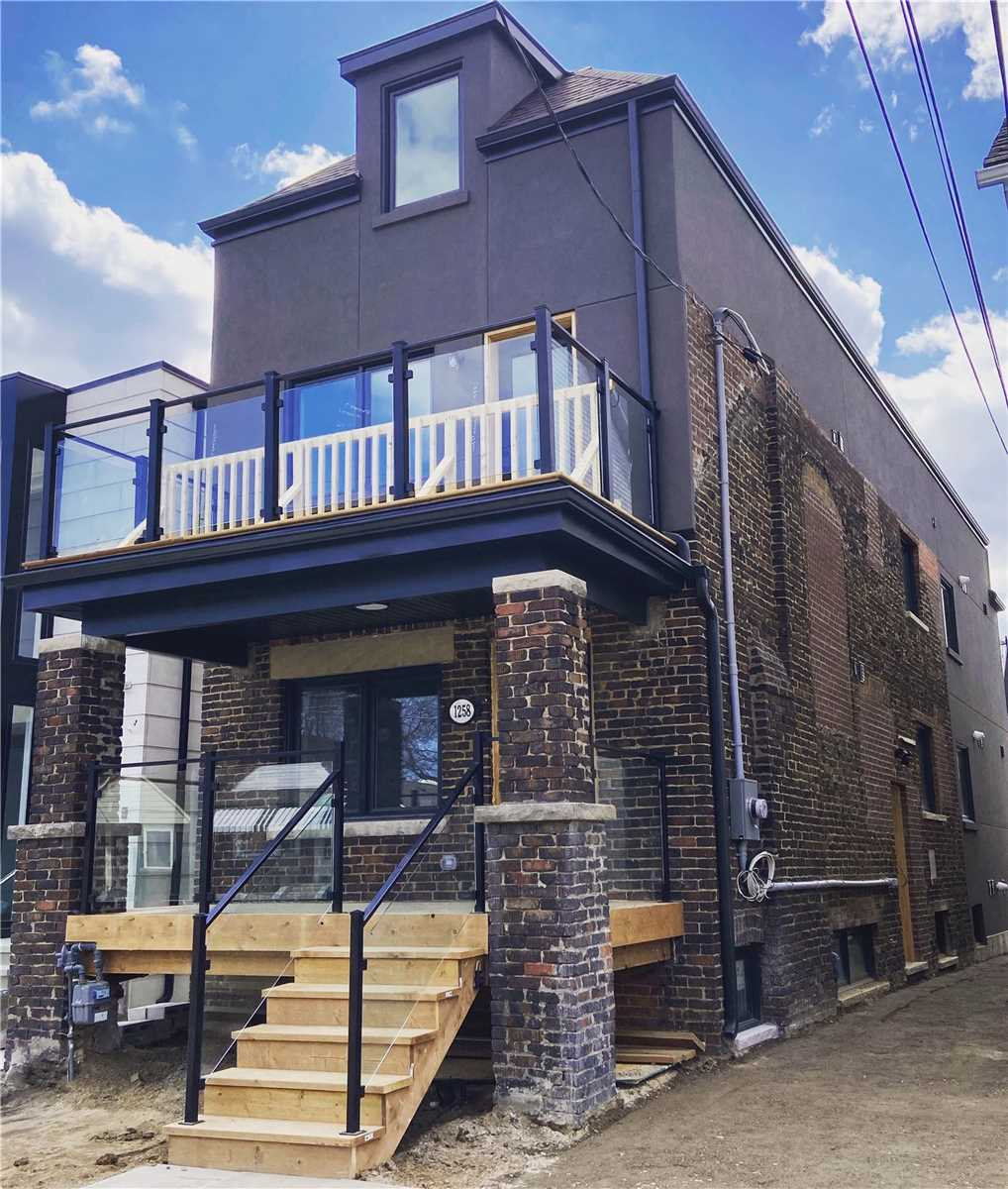 House For Rent Unit 2, 1258 Broadview Ave, M4K 2T4, Broadview North, Toronto