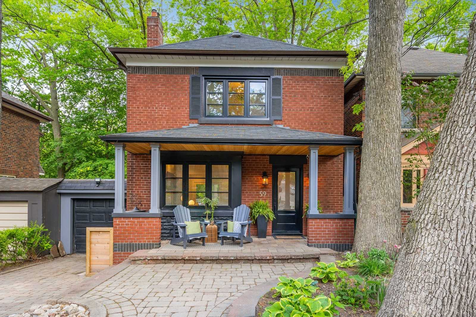 House For Sale 59 Beaufort Rd, M4E1M8, The Beaches, Toronto