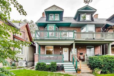 House For Sale 57 Bowden St, M4K2X3, North Riverdale, Toronto