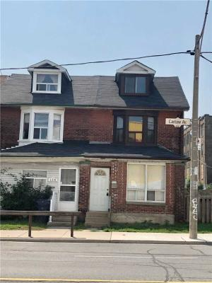House For Rent 466 Carlaw Ave, M4K3J1, North Riverdale, Toronto