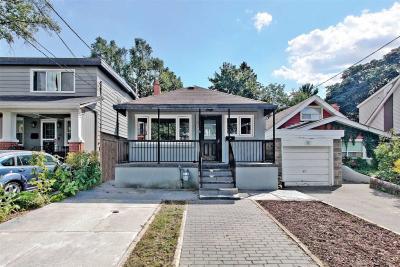 House For Sale 59 Barker Ave, M4C2N5, Danforth Village-East York, Toronto