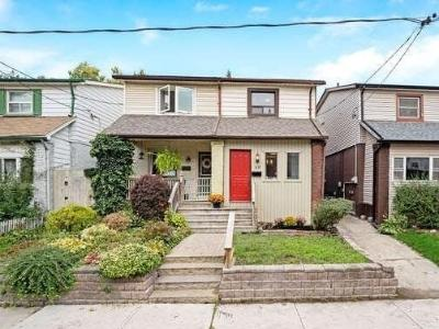 House For Sale 30 Louvain Ave, M4M1N9, South Riverdale, Toronto