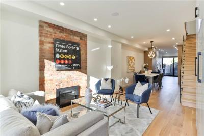 House For Sale 81 Lewis St, M4M2H2, South Riverdale, Toronto