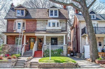 House For Sale 108 Kingsmount Park Rd, M4L3L5, Woodbine Corridor, Toronto