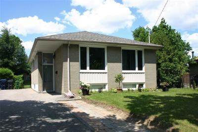 House For Sale 110 Rangoon Rd, M9C4P2, Eringate-Centennial-West Deane, Toronto