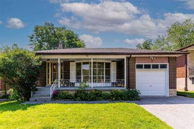 House For Sale 27 Hamptonbrook Dr, M9P1A2, Willowridge-Martingrove-Richview, Toronto